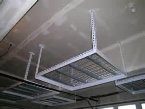 attitude garage wall and ceiling storage racks