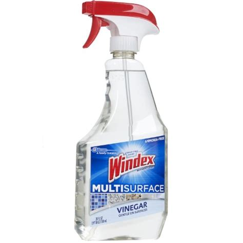 Cleaning Granite Countertops Windex by Windex Multi Surface Cleaner Spray Vinegar 26 Fl Oz