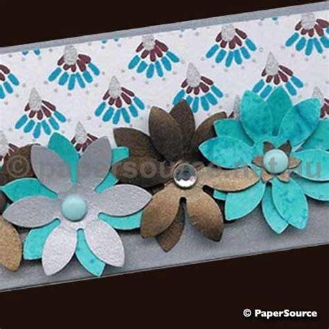 Handmade Paper Australia - deco pack blue green 128 handmade paper assortment pack