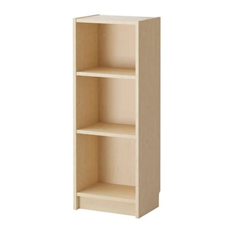 ikea shelves billy bookcase birch veneer ikea