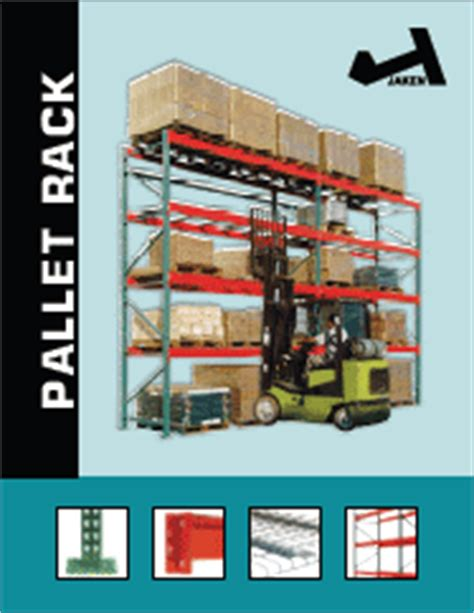 pallet racking brochure select equipment forklifts pallet racking boltless shelving and pallet jacks pallet packing