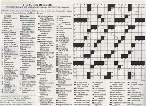 newspaper section crossword newspaper crossword puzzle google search round house