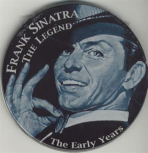 Sinatra The Legend frank sinatra the legend the early years german cd album