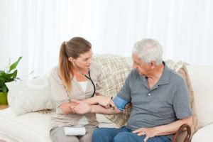 when to get skilled nursing or home care services does