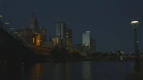 city centre / melbourne / australia | hd stock video 295