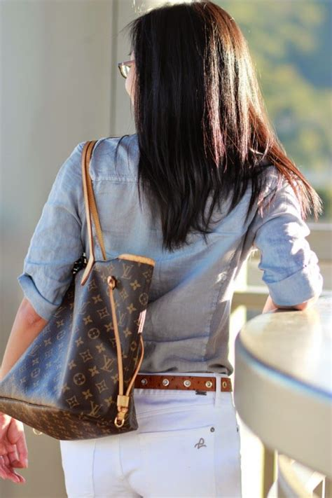 Lv Never Mono best 25 louis vuitton neverfull mm ideas on