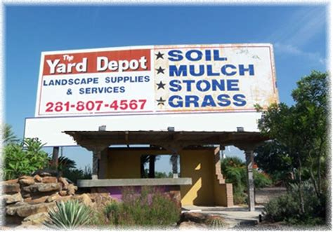 the yard depot the yard depot in cypress wholesale