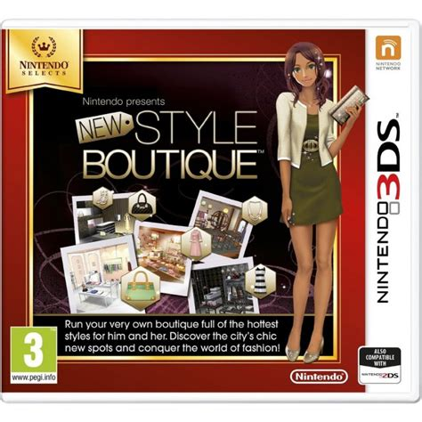 style boutique new style boutique nintendo selects