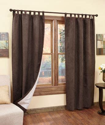 insulated thermal curtains insulated sued curtains archives lakeside collection blog