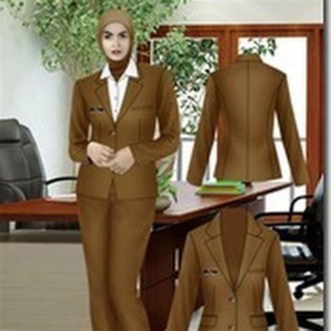 Corner Overall Pakaian Wanita model pakaian dinas wanita terbaru