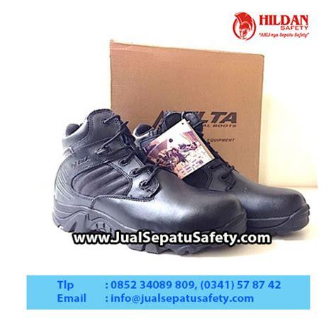 Delta Tactical Gurun Safety grosir sepatu delta 6 black termurah jual