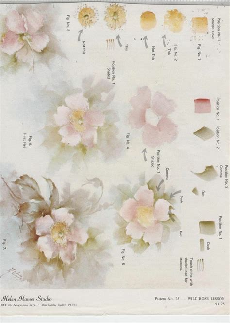 watercolor pattern tutorial 202 best images about china painting tutorials on