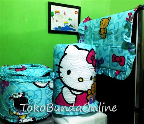 Kain Cvc Hello kulkas dan magic gkm hello ribbon tosca toko