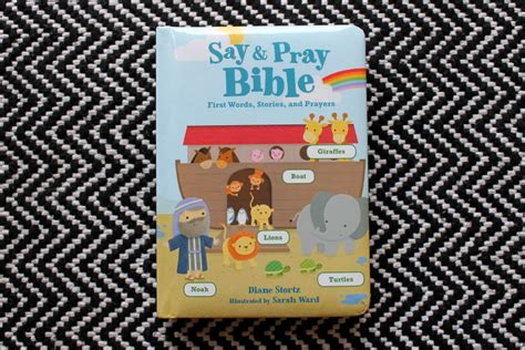 Free Bible Giveaway - say and pray bible giveaway child at heart blog