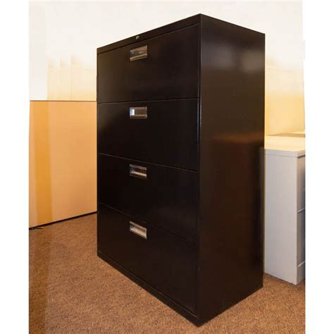 500 Error Details Used 4 Drawer Lateral File Cabinet