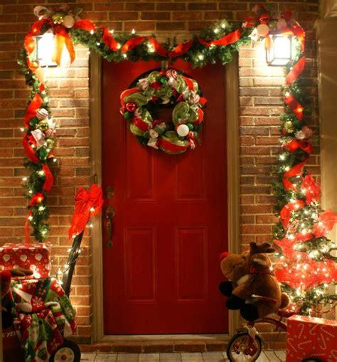 decorar paredes navideñas decoracin navidea interesting decorar escaleras en