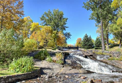 lincoln park duluth mn jigsaw puzzle in waterfalls