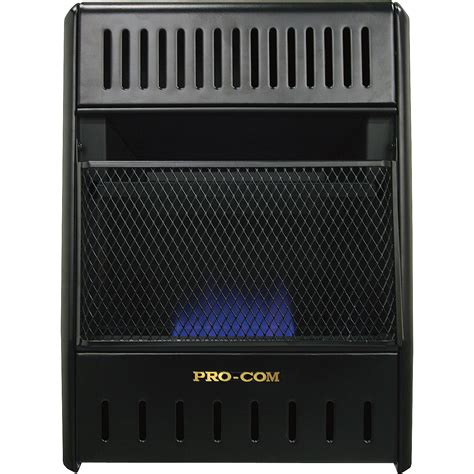 house heater procom vent free propane ice house heater 10 000 btu