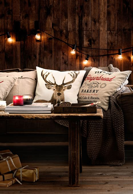 home chalet chic style inspired by my ski trip