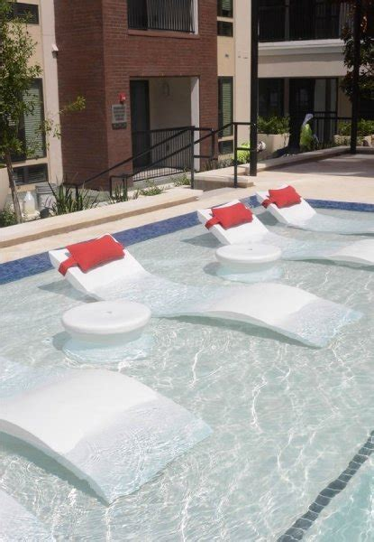 ledge lounger ledge lounger in pool chaise cloud pool supply unlimited