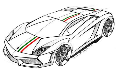 Lamborghini Zeichnen by Lamborghini Mobile Aspekte