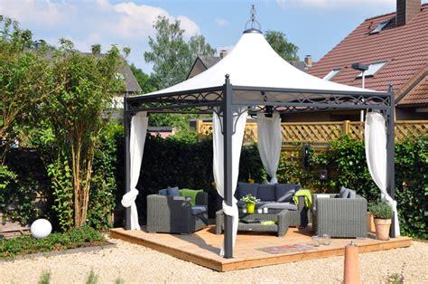 pavillon wind und wetterfest bo wi outdoor living referenzen 220 berdachung