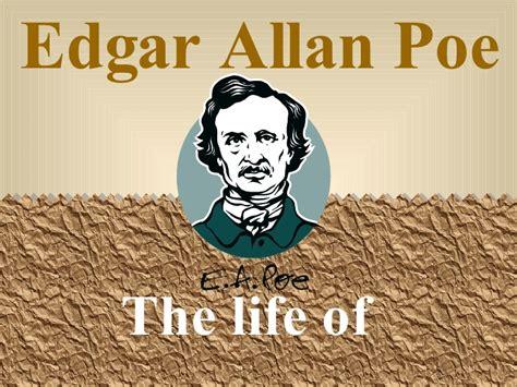 edgar allan poe education biography edgar allan poe the life of