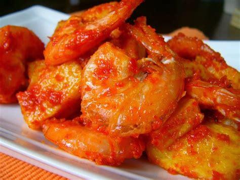Resep Membuat Kentang Goreng Balado | resep masakan udang balado kentang berkalsium tinggi