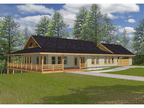 Ranch Style Floor Plans With Basement by Colombo Rustic Mountain Home Plan 088d 0102 House Plans