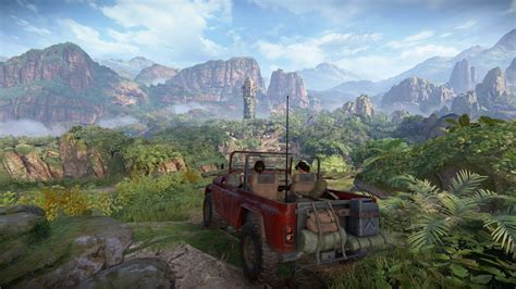 Ps4 Uncarted Thelost Legacy soapbox uncharted the lost legacy s western ghats
