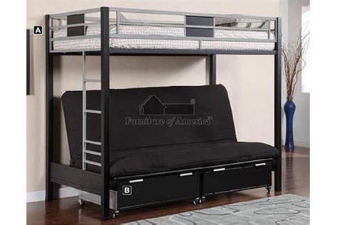 Size Loft Bed Futon by Bunk Beds Loft Beds Clifton Iii Size Loft Bed W
