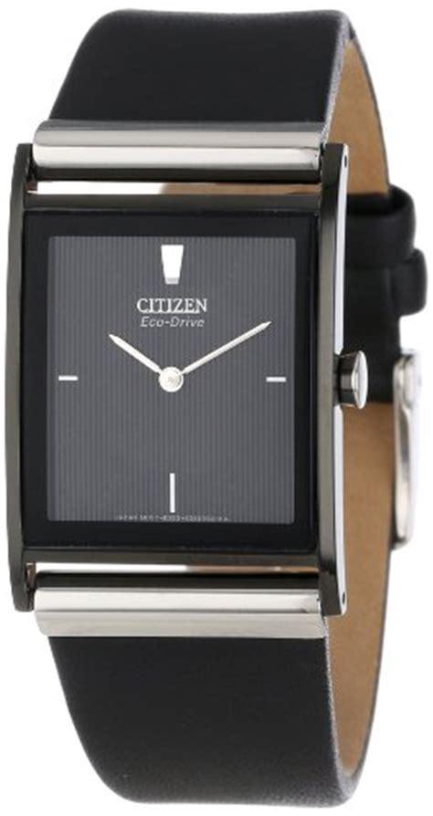 citizen s bl6005 01e eco drive black ion plated