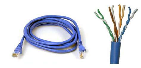 Kabel Twisted pengertian kabel twisted pair lengkap dengan kategori serta jenisnya sejarah