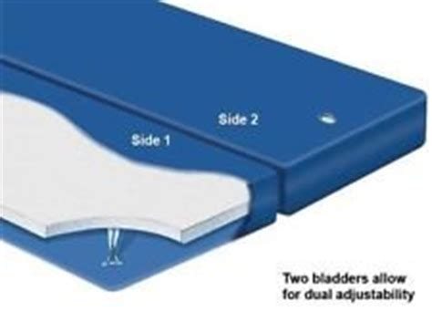 King Size Waterbed Mattress Waveless 75 Ultra Waveless King Size Dual Hardside Waterbed Mattress With Free Fill Drain