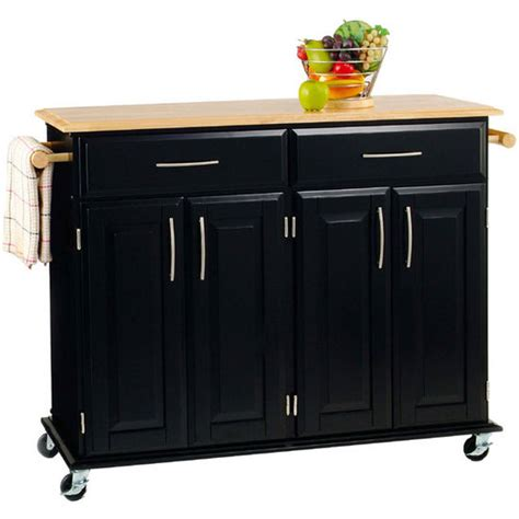 kitchen island rolling cart kitchen islands kitchen island cart w solid natural