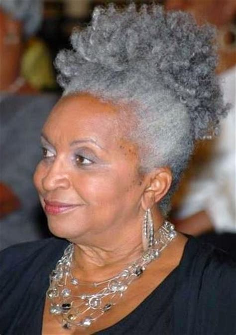 black senior hairstyles hairstyles for black older women elle hairstyles