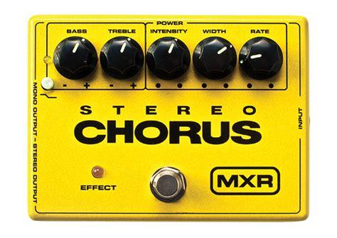 Dunlop Mxr Stereo Chorus M134 mxr stereo chorus electric guitar effect pedal m134 used