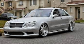 mercedes w220 s55 amg vip style benztuning