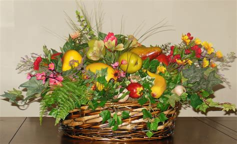 artificial floral arrangements ana silk flowers how to use fruit in artificial floral arrangements