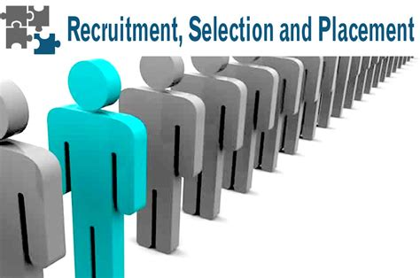 Employment Recruitment And Placement Specialists recruitment selection placements
