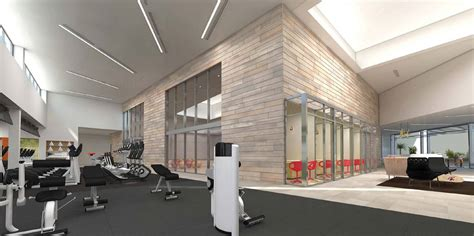 New Home Interior Design Ideas equinox fitness center nishkian menninger dean