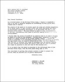 sample letter of recommendation for award nomination