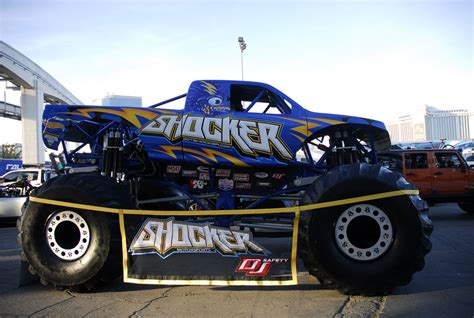 monster truck show bakersfield ca the shocker monster truck makes a shocking appearance at