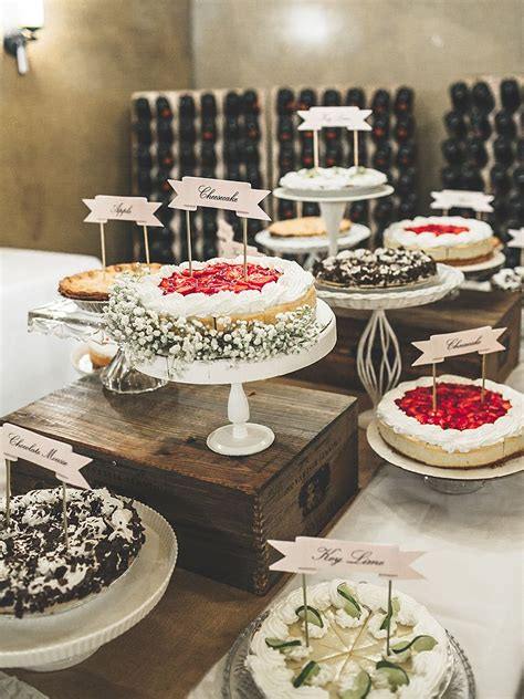 Wedding Dessert Ideas by 20 Creative Wedding Dessert Buffet Ideas