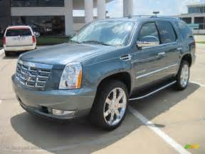 Gray Cadillac Escalade 2010 Stealth Gray Cadillac Escalade Luxury 30752522