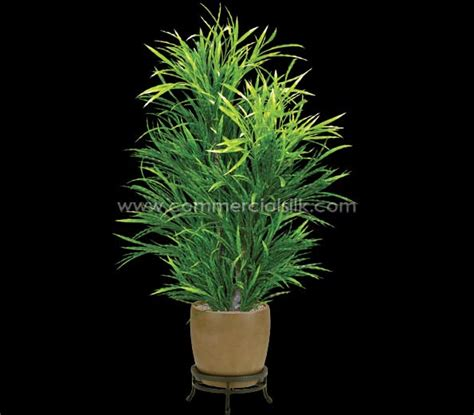 artificial ribbon grass plant outdoor multi stem commercial silk int l