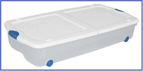 container store under bed storage container store under bed storage 28 images underbed box with locking lid the
