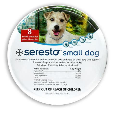 seresto for puppies seresto flea tick collar for small dogs pet supplies supplies flea tick
