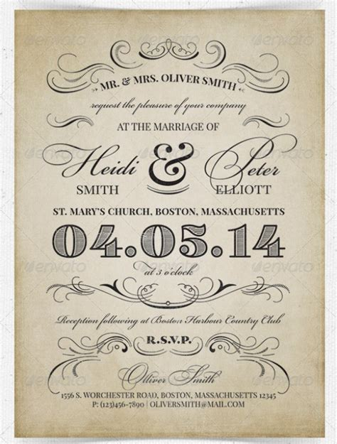 indesign template wedding invitation 37 awesome psd indesign wedding invitation template