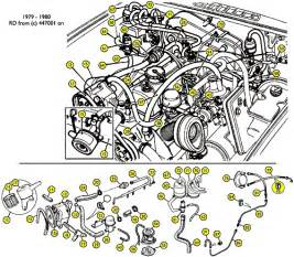 Mgb Exhaust System Diagram Vacuum Line Rev Sans Emission Mgb Gt